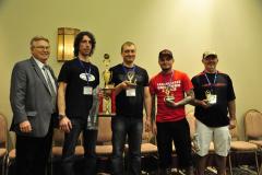 Dent Olympics 2014 - Weltmeisterschaft im Dellendruecken, Florida, USA. Glue Pull - Platz Nummer 2.