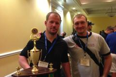 Dellentechniker Nummer 1 der Welt - 2013, Ryan Shane Jacks, USA